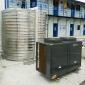 专业生产 欧必特5P/10P商用空气源热泵 石岩酒店工地宾馆出租屋医院学校热泵热水器安装