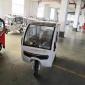 牛电科技 太阳能货运三轮  太阳能电动四轮车 高功率243W50/60V太阳能发电板批发 光伏发电板